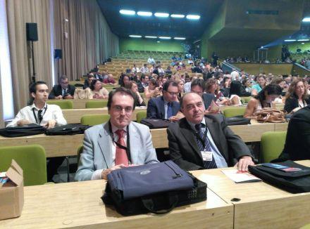 antonio j. almarza en 12 Congreso Abogacia Malaga