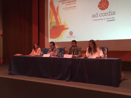 antonio j. almarza adcordis ponencia 12 Congreso Abogacia Málaga 2