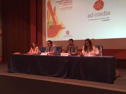 Foto5 Ponencia antonio j. almarza 12 Congreso Abogacía Malaga
