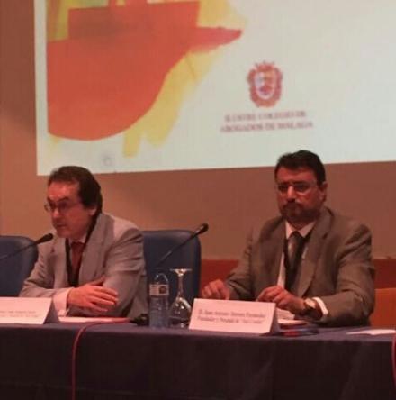 foto4 Ponencia antonio j. almarza 12 Congreso Abogacia Malaga