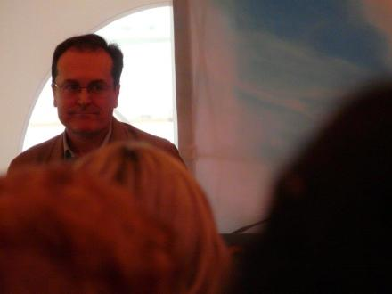 foto antonio jesus almarza garcia enlazando entrada sobre su dimision como concejal del PP de Valdepeñas en su blog ajalmarza.blogspot.com.es