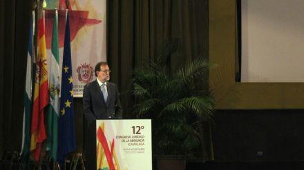 Antonio J. Almarza abogado 12 Congreso Malaga Inauguracion